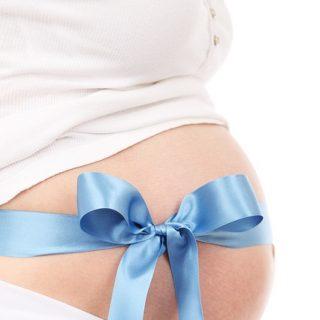 embarazada nino